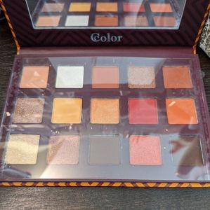 Ccolor Cosmetics eyeshadow palette